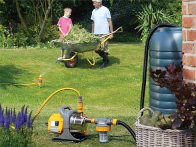 Pumps & Irrigation